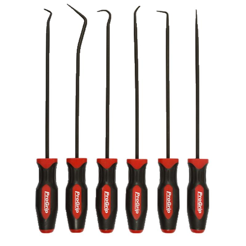 Mayhew Progrip Long Pick Set 6Pc