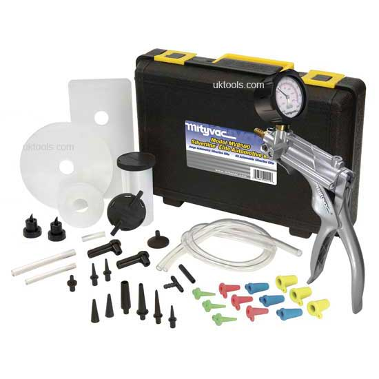 Mityvac MV8500 Silverline Elite Automotive Test Kit Brake Bleeder