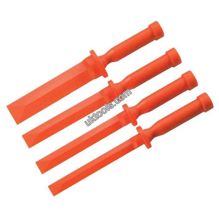 Chisel Set Plastic 4pc