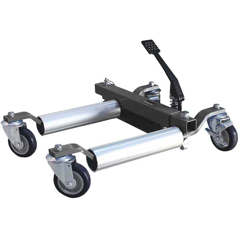 Trident Vehicle Dolly-Hydraulic 12in Cap 680kg