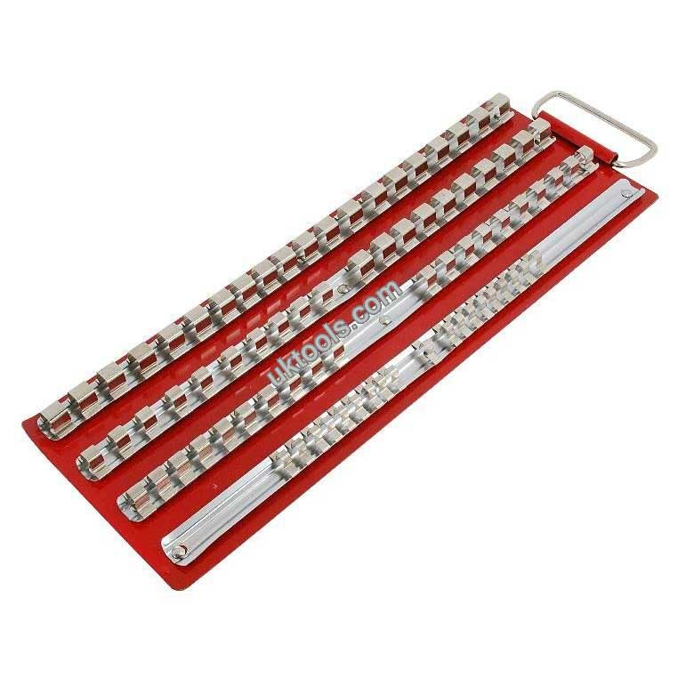 Socket Rail Rack Large 80 piece