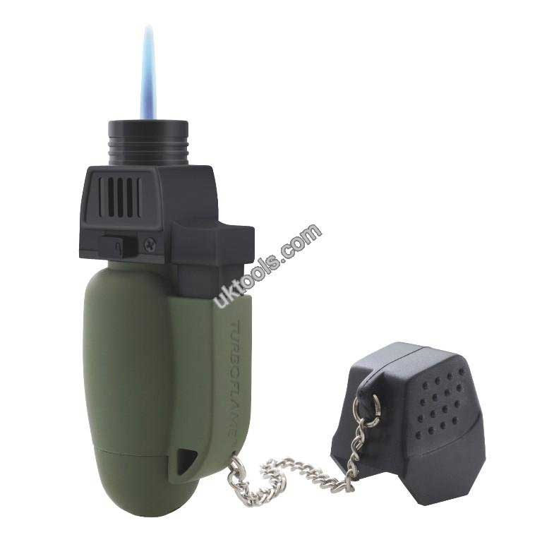 Military Laser Jet Flame