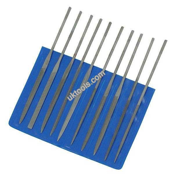 Needle File Set 10pc Budget