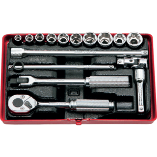 Koken 2250M 1/4'' DRIVE SOCKET SET