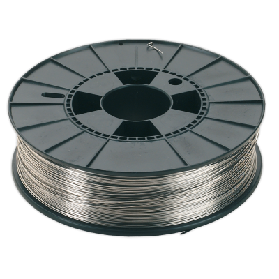 Sealey MIG/5K/SS08 - Stainless Steel MIG Wire 5.0kg 0.8mm 308(S)93 Grade