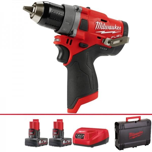 Milwaukee M12 FUEL Sub-Compact Drill Driver