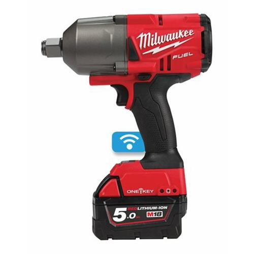 One-Key Impact Wrench With Friction Ring 3/4 Dr
