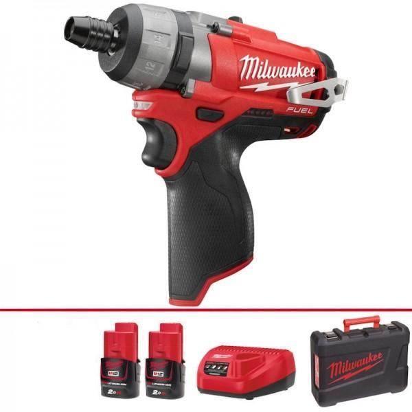 Milwaukee M12 Compact FUEL 2-Speed Driver