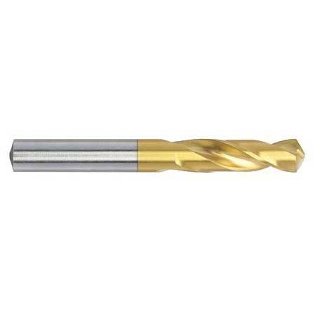 20.00mm HSS Stubby Twist Drill - TiN Coated (single)