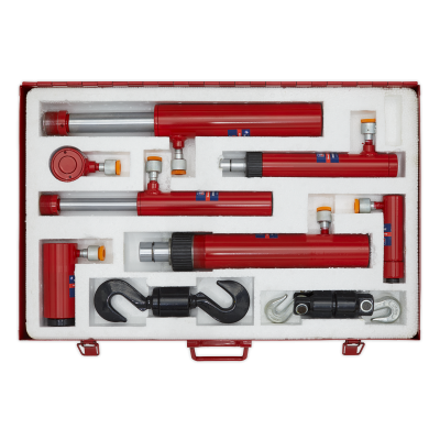 Sealey RE97XCKIT - Specialist Push & Pull Ram Set