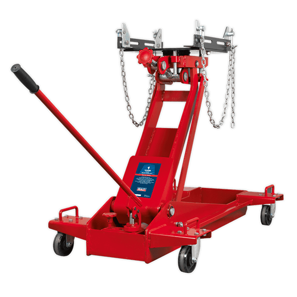 Sealey 1000E - Transmission Jack Yankee 1tonne Floor