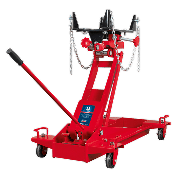 Sealey 1500E - Transmission Jack Yankee 1.5tonne Floor