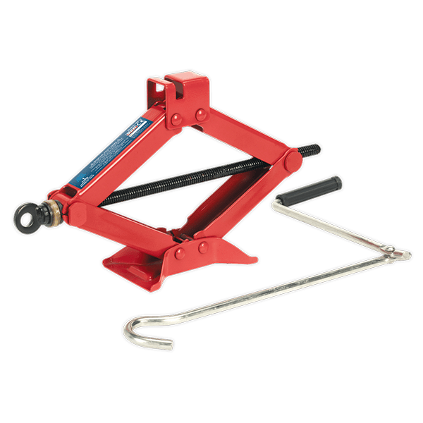 Sealey 57M - Scissor Jack Yankee Heavy-Duty 1tonne