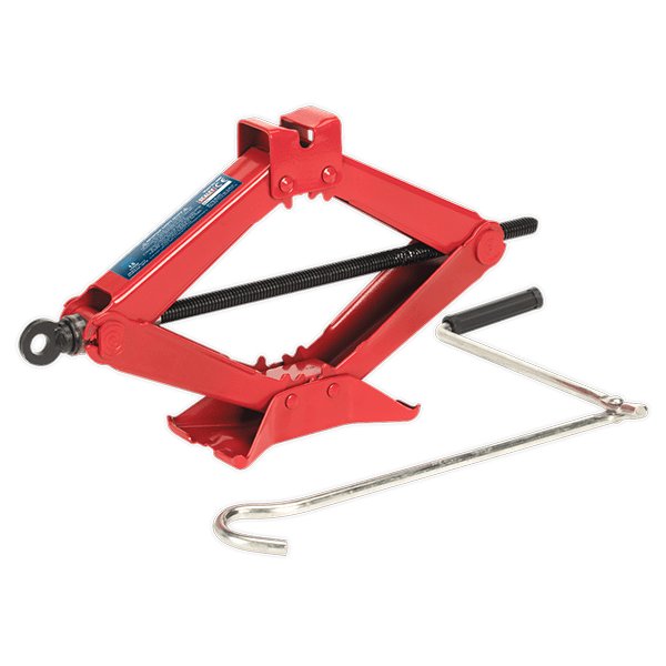 Sealey 58M - Scissor Jack Yankee Heavy-Duty 1.5tonne TUV/GS Approved