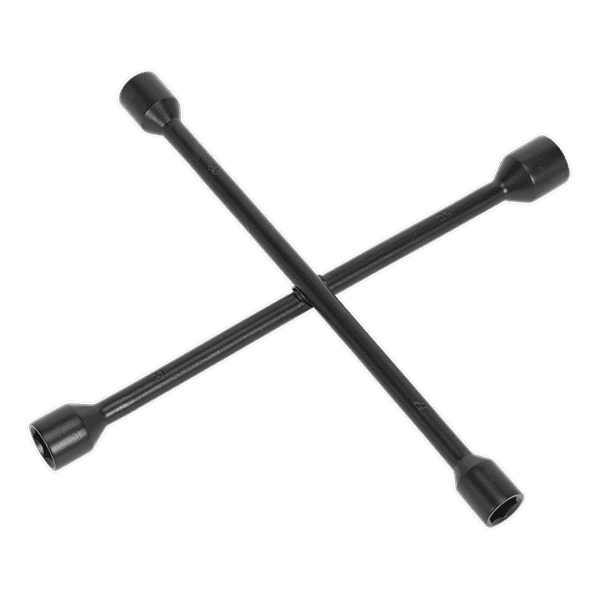 Sealey AK2090 - Lug Wrench 4-Way 17  19  21  22mm