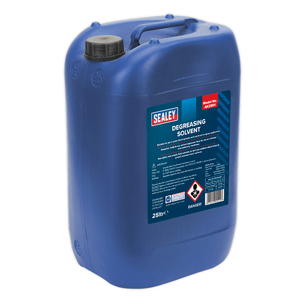 Sealey AK2501 - Degreasing Solvent 1 x 25ltr Container