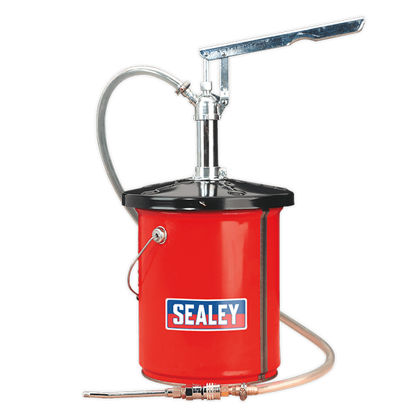 Sealey AK456 - Chassis Lube Filler Pump 12.5kg Extra Heavy-Duty