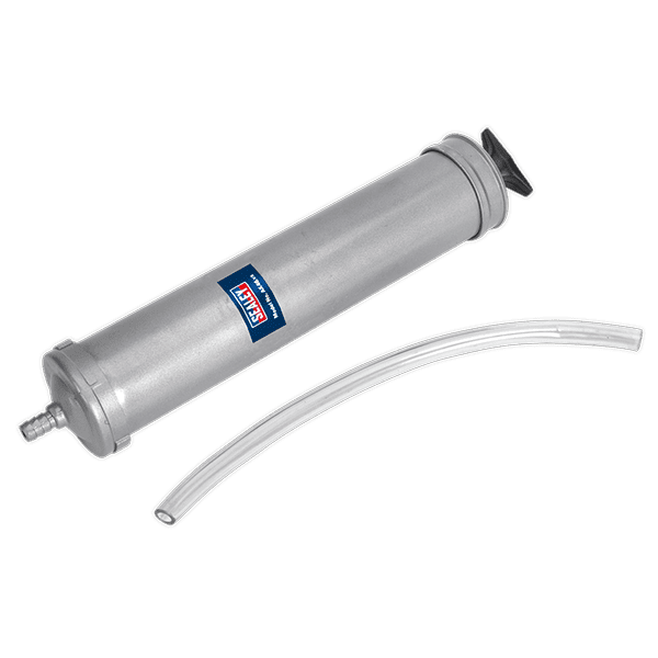 Sealey AK46 - Oil Syringe with 200mm Suction Tube