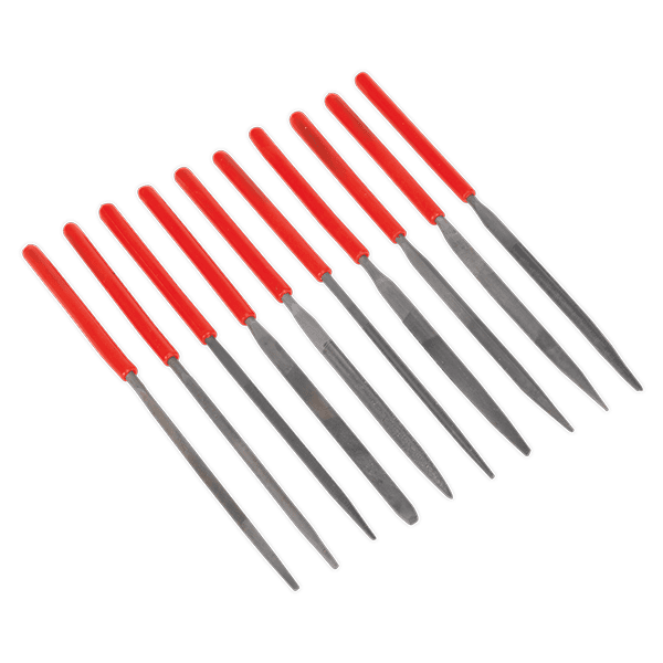 Sealey AK576 - Needle File Set 10pc