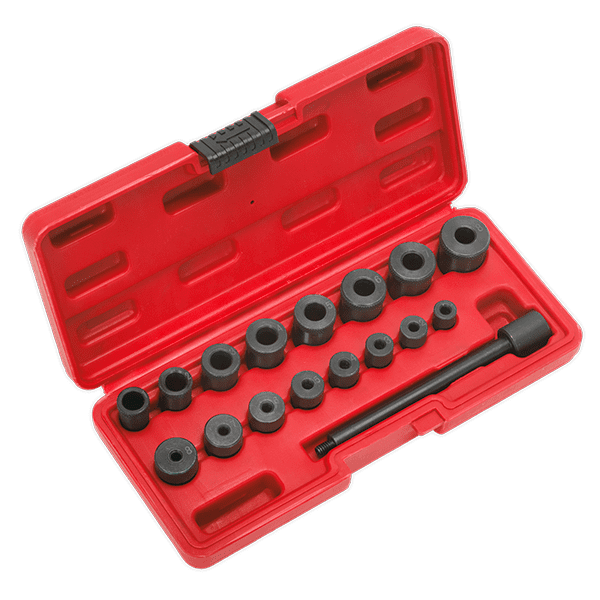 Sealey AK710 - Universal Clutch Aligning Tool Set 17pc