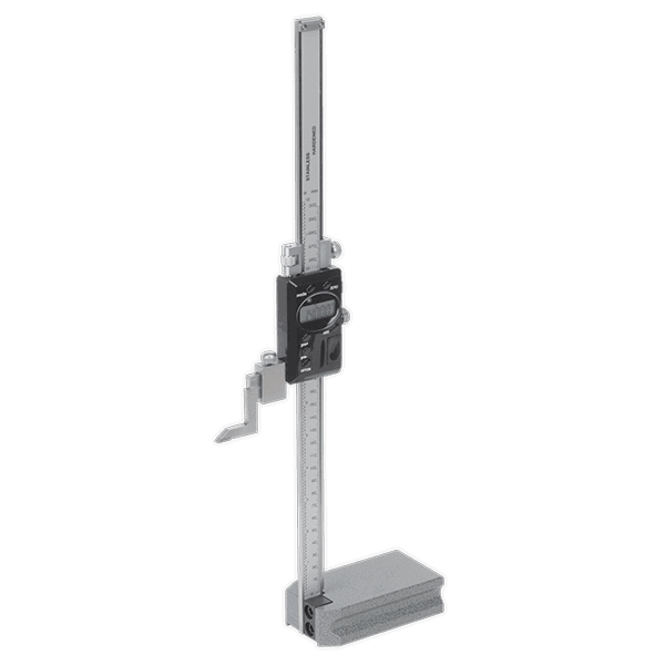 Sealey AK9636D - Digital Height Gauge 0-300mm/0-12""