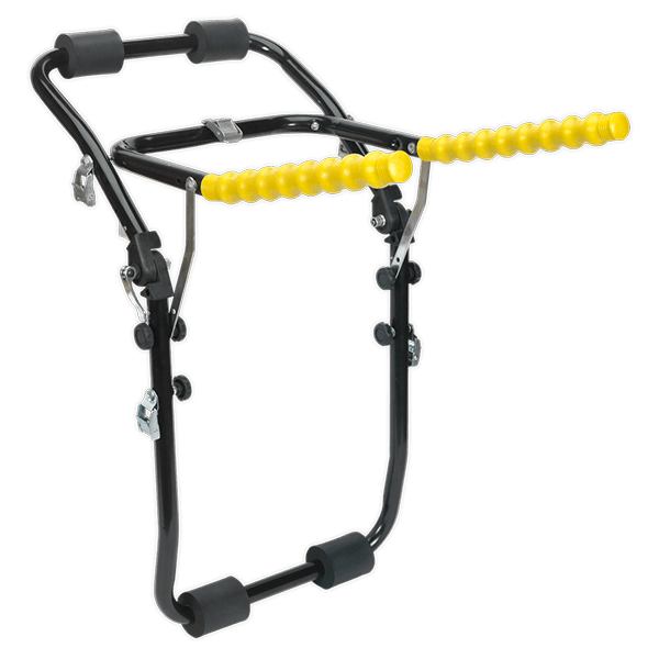 Sealey BS3 - Rear Cycle Carrier 6 Strap Fixing Maximum 3 Cycles