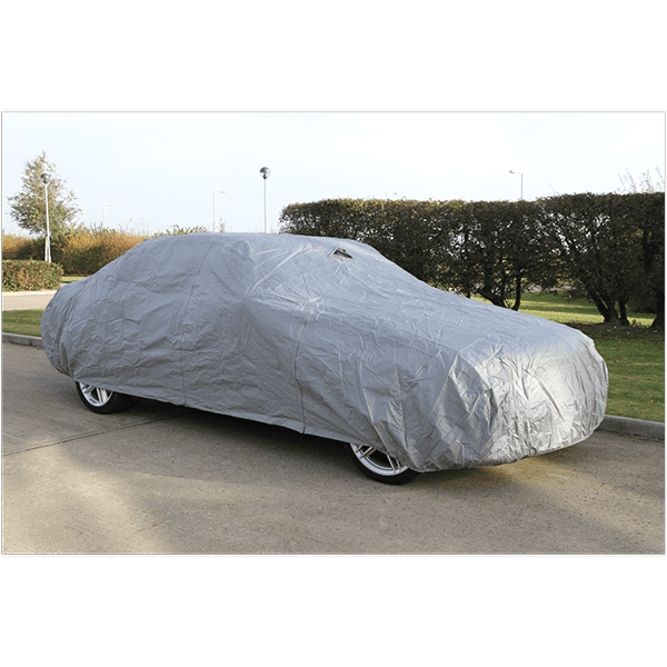 Sealey CCM - Car Cover Medium 4060 x 1650 x 1220mm