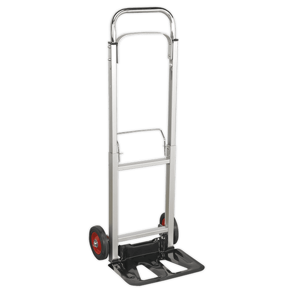 Sealey CST980 - Sack Truck Folding Aluminium 100kg Capacity