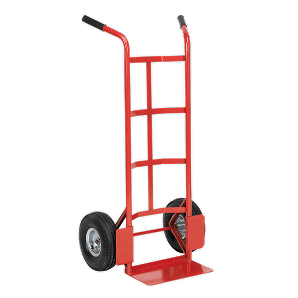 Sealey CST986 - Sack Truck with Pneumatic Tyres 200kg Capacity