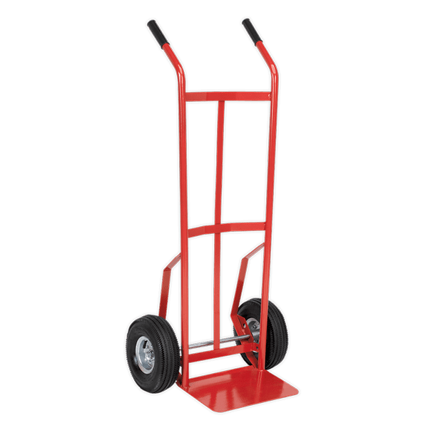 Sealey CST987 - Sack Truck with Pneumatic Tyres 200kg Capacity
