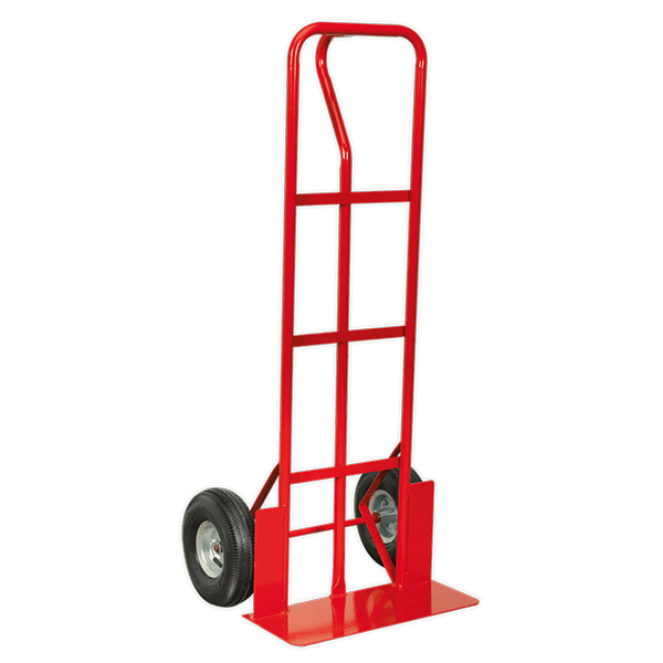 Sealey CST988 - Sack Truck with Pneumatic Tyres 250kg Capacity