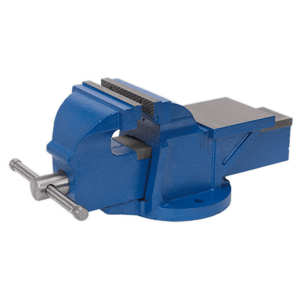 Sealey CV150XT - Vice 150mm Fixed Base Professional Heavy-Duty