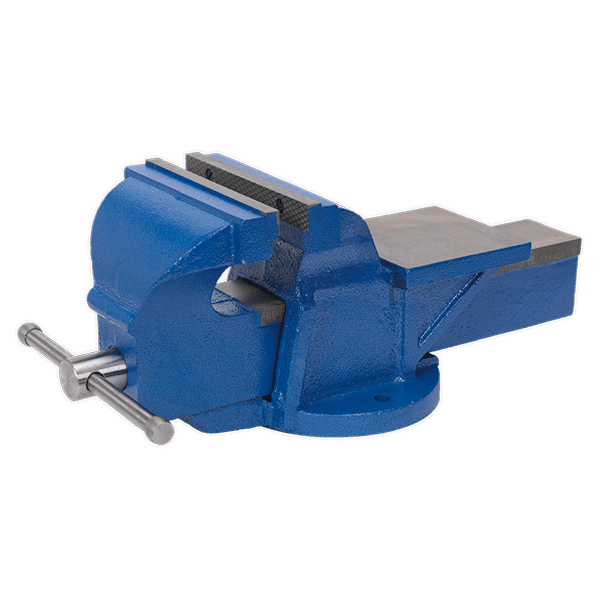 Sealey CV200XT - Vice 200mm Fixed Base Professional Heavy-Duty