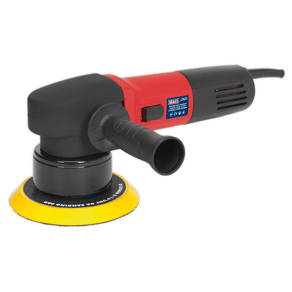 Sealey DAS150T - Random Orbital Dual Action Sander 230V