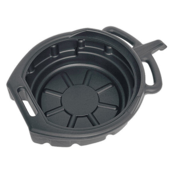 Sealey DRP02 - Oil/Fluid Drain Pan 7.6ltr