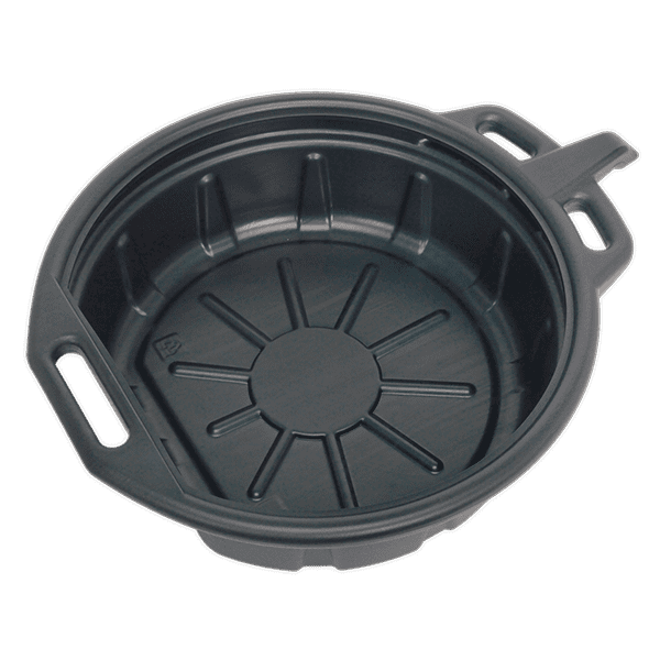 Sealey DRP03 - Oil/Fluid Drain Pan 17ltr