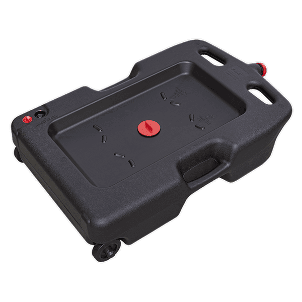 Sealey DRP09 - Oil/Fluid Drain & Recycling Container 54ltr - Wheeled