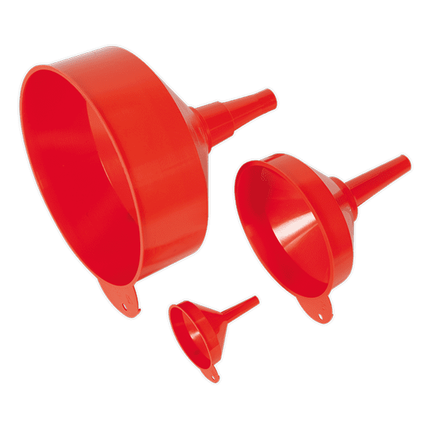 Sealey F98 - Funnel Set 3pc