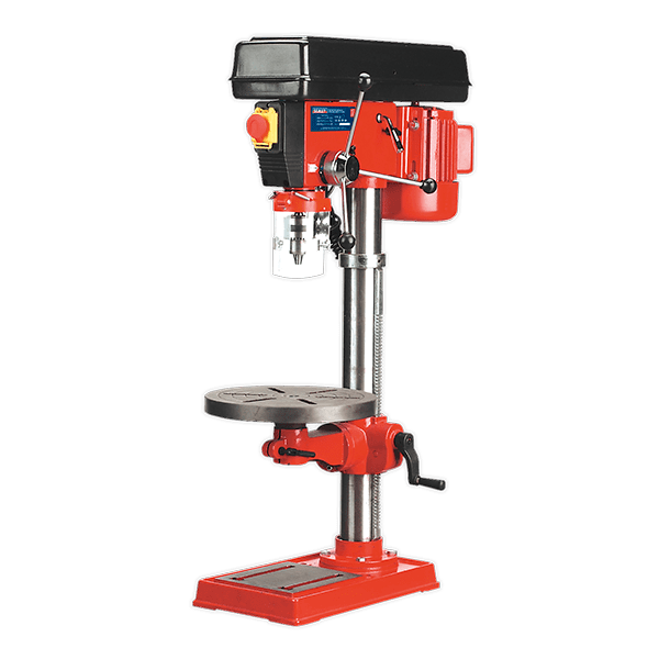 Sealey GDM120B - Pillar Drill Bench 16-Speed 1000mm Height 550W/230V