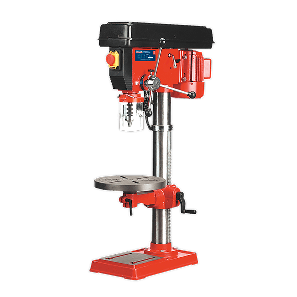 Sealey GDM150B - Pillar Drill Bench 16-Speed 1070mm Height 650W/230V