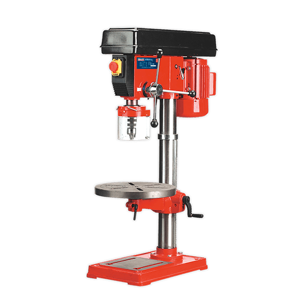 Sealey GDM180B - Pillar Drill Bench 16-Speed 1085mm Height 750W/230V