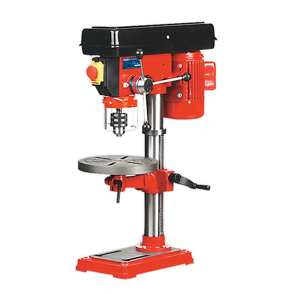 Sealey GDM50B - Pillar Drill Bench 5-Speed 745mm Height 370W/230V