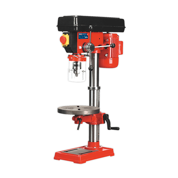 Sealey GDM92B - Pillar Drill Bench 12-Speed 840mm Height 370W/230V
