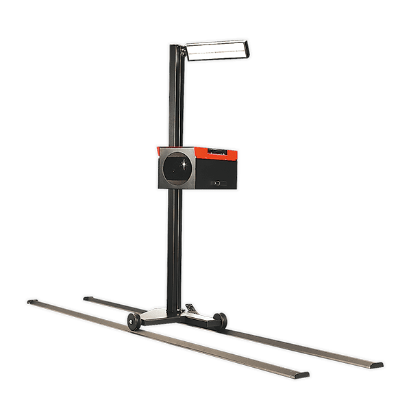 Sealey HBS97 - Headlamp Beam Setter with Rails