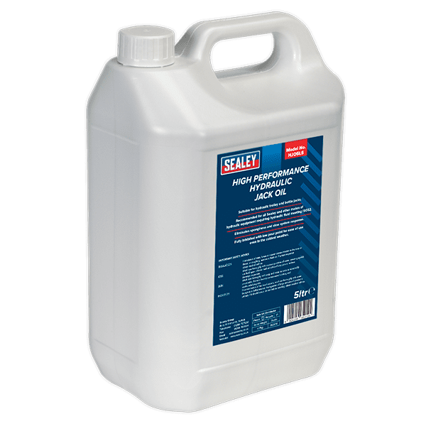 Sealey HJO5LS - Hydraulic Jack Oil 5ltr