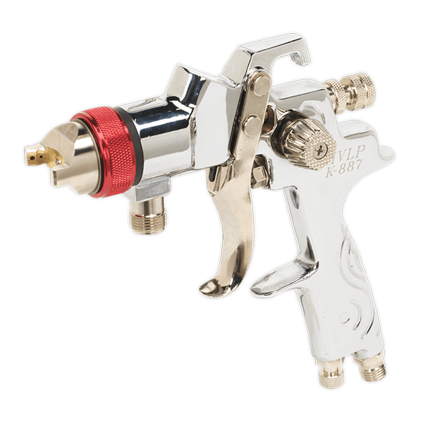 Sealey HVLP-79/P1 - Spray Gun 1.7mm Set-Up for HVLP79/P