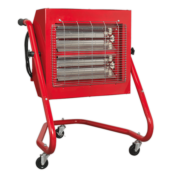 Sealey IRS153 - Infrared Heater 1.5/3.0kW 230V