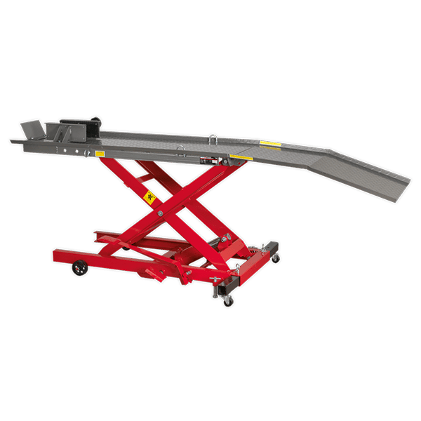 Sealey MC365 - Motorcycle Lift Yankee 365kg Hydraulic