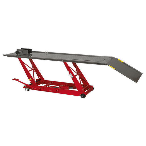 Sealey MC401 - Motorcycle Lift Yankee 400kg Hydraulic