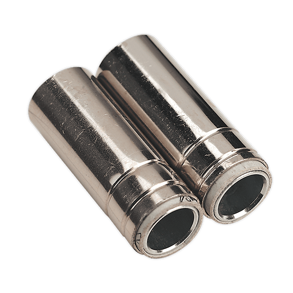 Sealey MIG915 - Cylindrical Nozzle TB25 Pack of 2